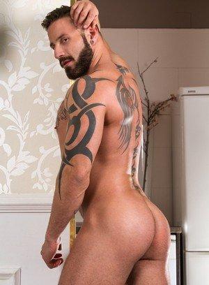 Sexy Gay Abraham Al Malek,Antonio Miracle,