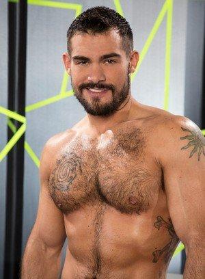 Hot Guy Bravo Delta,Aarin Asker,