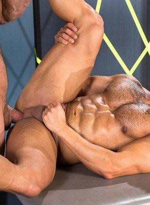 Horny Gay Bruno Bernal,Myles Landon,