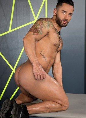 Sexy Dude Myles Landon,Bruno Bernal,