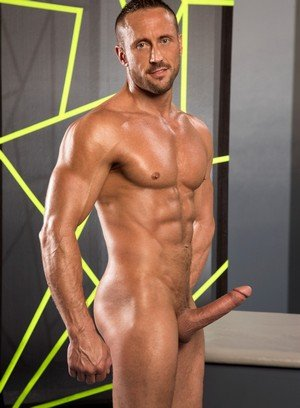 Sexy Guy Bruno Bernal,Myles Landon,