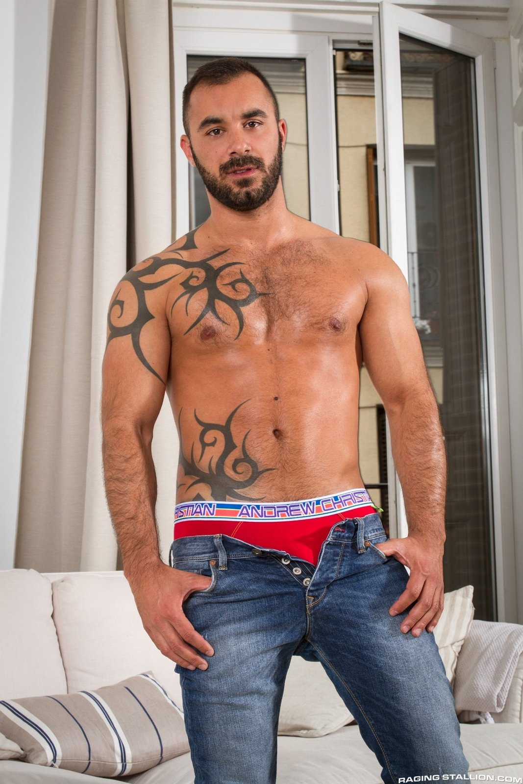 γκέι αθλητής ιμάντα πορνό