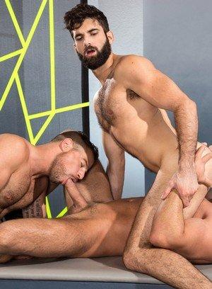 Naked Gay Derek Deluca,Bruce Beckham,Tegan Zayne,