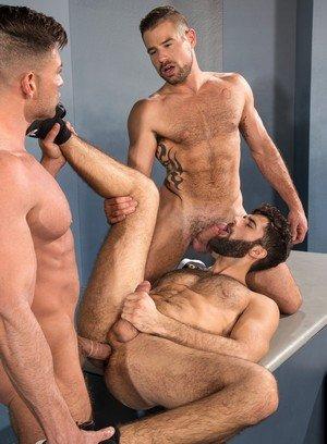 Hunky Gay Derek Deluca,Bruce Beckham,Tegan Zayne,