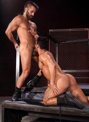 Wild Gay Bruno Bernal,Adam Ramzi,