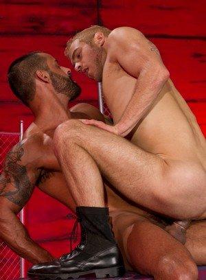 Horny Gay David Benjamin,Shawn Wolfe,