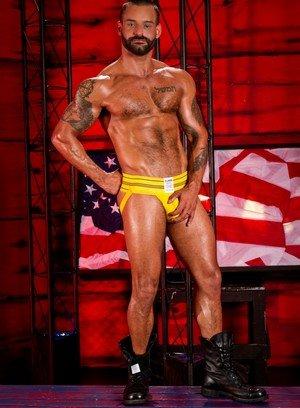Big Dicked Gay David Benjamin,Shawn Wolfe,