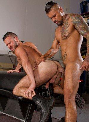 Hunky Gay Boomer Banks,