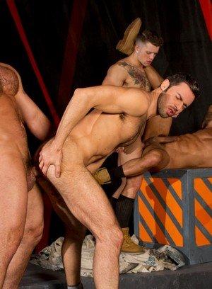 Hot Boy Sebastian Kross,Derek Atlas,David Benjamin,Dario Beck,