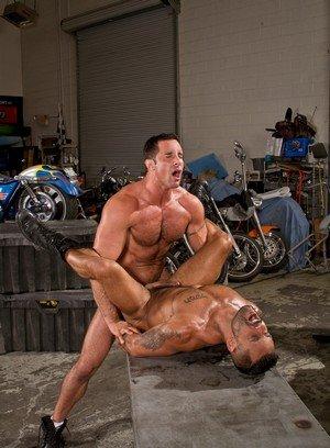 Hunky Gay David Benjamin,Nick Capra,