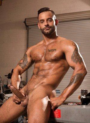 Big Dicked Gay David Benjamin,Nick Capra,