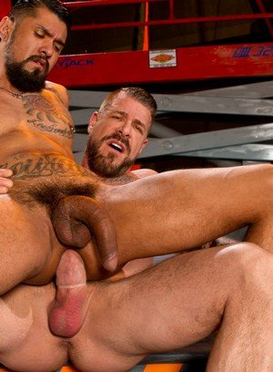 Naked Gay Rocco Steele,Boomer Banks,