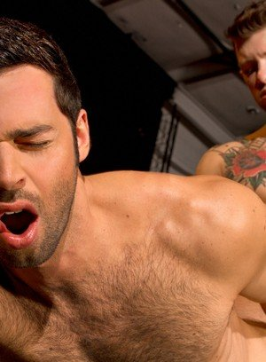 Hunky Gay Sebastian Kross,Dario Beck,