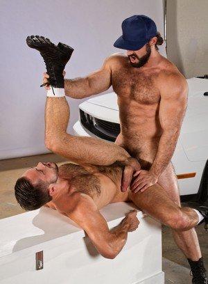 Hunky Gay Jaxton Wheeler,Mike De Marko,