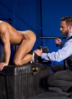 Hot Boy Logan Moore,Sean Zevran,