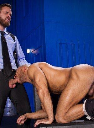 Hunky Gay Logan Moore,Sean Zevran,