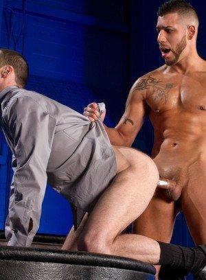 Hunky Gay Fx Rios,Christian Lesage,