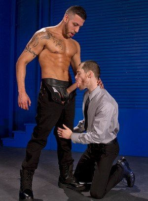Muscle man Fx Rios,Christian Lesage,