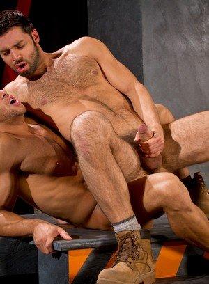 Naked Gay Sean Zevran,Dario Beck,
