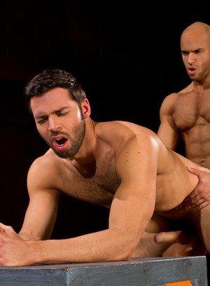 Hunky Gay Sean Zevran,Dario Beck,