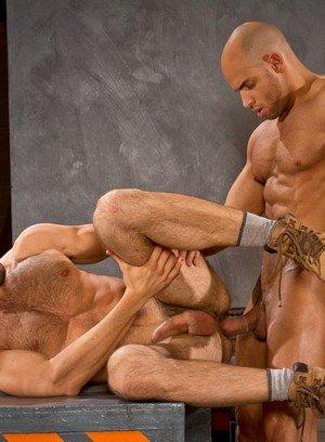 Horny Gay Sean Zevran,Dario Beck,