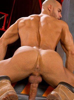 Sexy Dude Sean Zevran,Dario Beck,