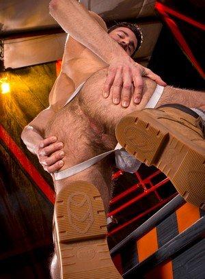 Big Dicked Gay Sean Zevran,Dario Beck,