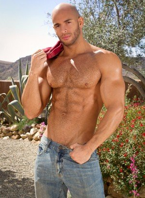 Sexy Dude Letterio Amadeo,Sean Zevran,