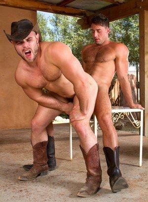 Horny Gay Nick Sterling,Armando De Armas,