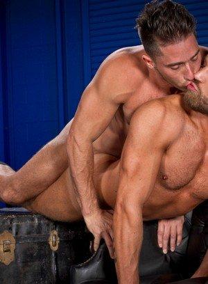 Horny Gay Armando De Armas,Logan Moore,