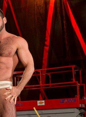 Hot Gay Hunter Marx,Billy Santoro,