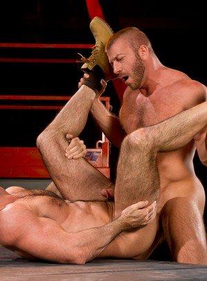 Horny Gay Hunter Marx,Billy Santoro,