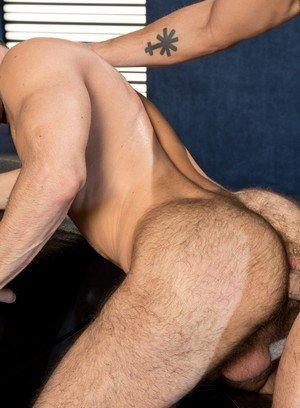 Hunky Gay Adam Ramzi,Dario Beck,