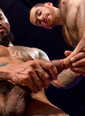 Horny Gay Christian Lesage,Boomer Banks,