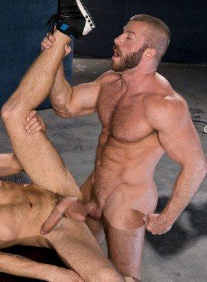 Hunky Gay Alexander Greene,Hunter Marx,