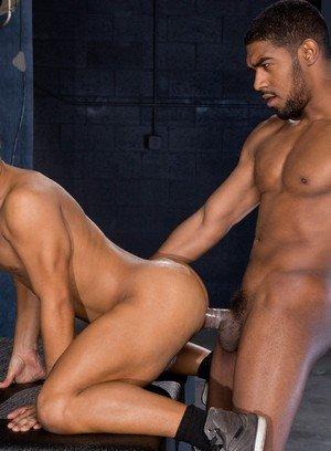 Naked Gay Trelino,