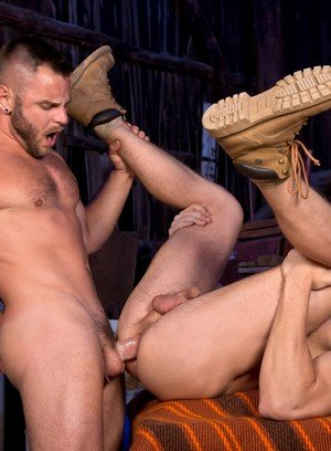 Naked Gay Jacob Peterson,Nick Sterling,
