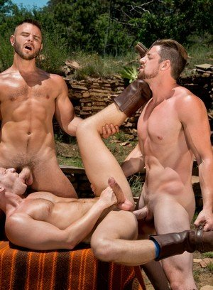 Hot Boy Andrew Stark,Nick Sterling,Brian Bonds,