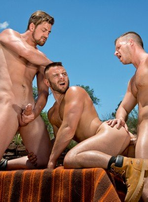 Naked Gay Andrew Stark,Nick Sterling,Brian Bonds,