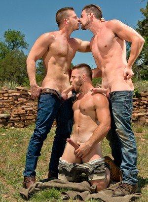 Wild Gay Brian Bonds,Andrew Stark,Nick Sterling,