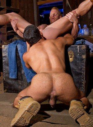 Hunky Gay Dorian Ferro,