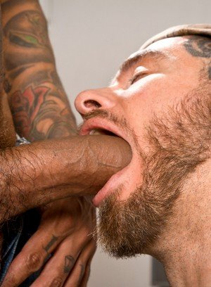 Seductive Man Logan Mccree,Boomer Banks,