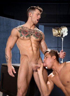 Seductive Man Clark Franco,Sebastian Kross,