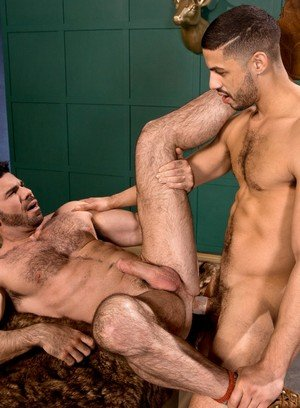 Naked Gay Billy Santoro,Tyce Jax,