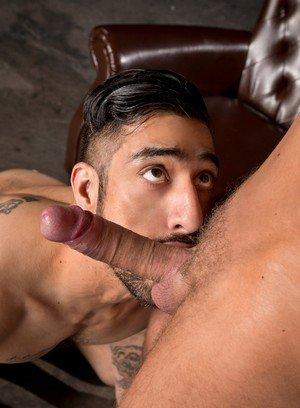 Wild Gay Samir Hott,Logan Moore,