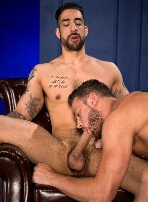 Seductive Man Samir Hott,Logan Moore,