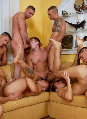 Horny Gay Enrico Belaggio,Steve Hunt,Joshua Rodgers,Rick Bauer,
