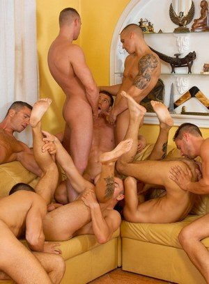 Hot Gay Enrico Belaggio,Steve Hunt,Joshua Rodgers,Rick Bauer,
