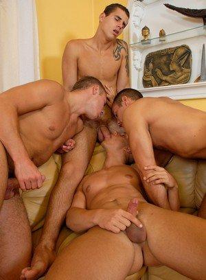 Horny Gay Rick Bauer,Enrico Belaggio,Steve Hunt,Joshua Rodgers,