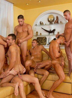Cute Gay Enrico Belaggio,Steve Hunt,Joshua Rodgers,Rick Bauer,